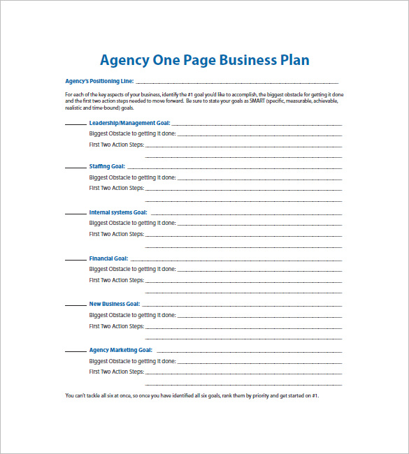 Business Plan Templates 43+ Examples in Word