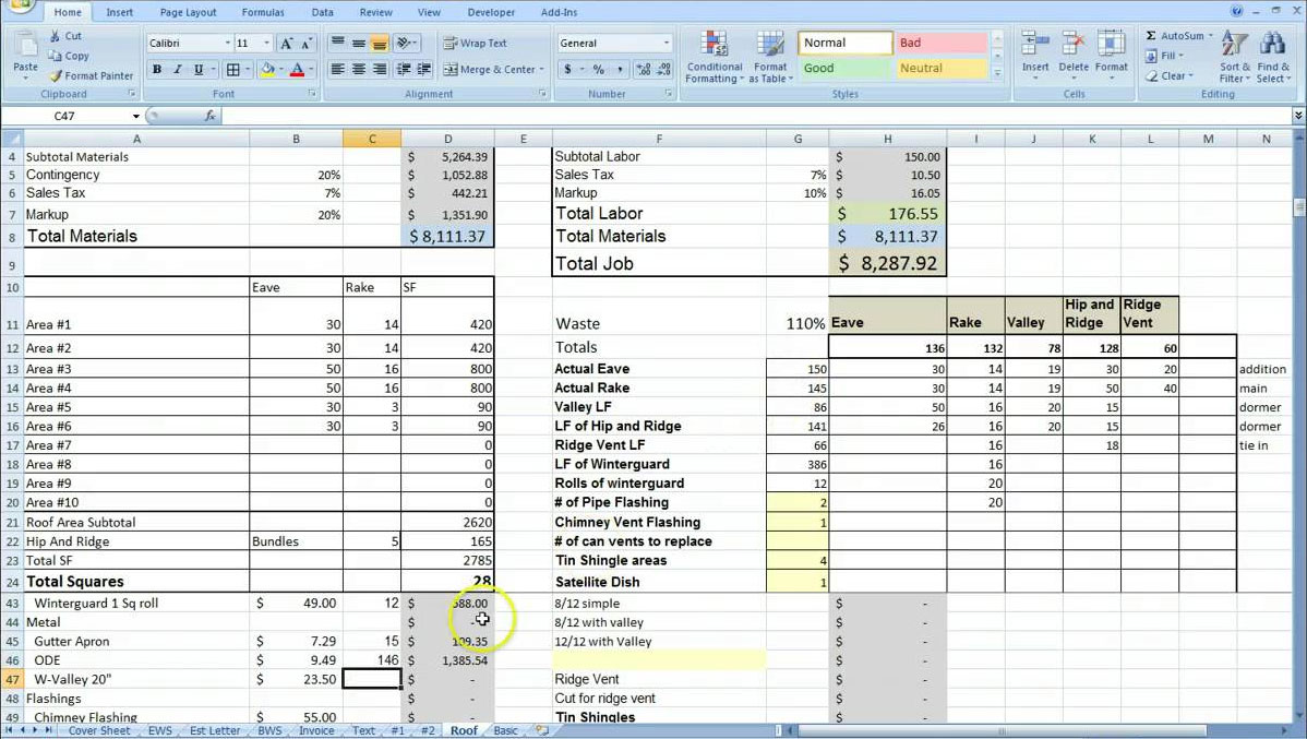 construction schedule using excel template free download | Natural