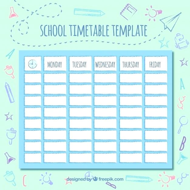 cute schedule maker Londa.britishcollege.co
