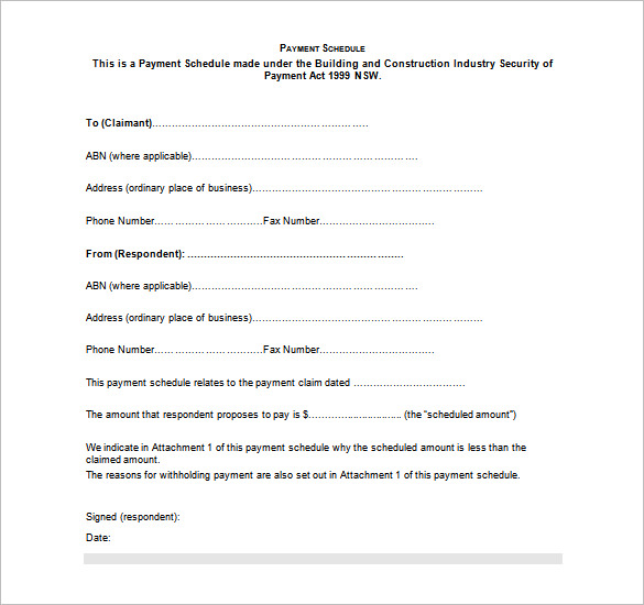 restitution agreement template