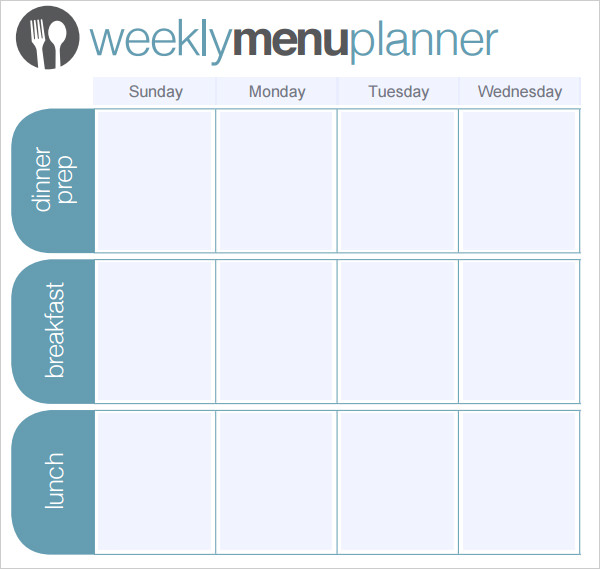 Weekly Calendar InDesign Template