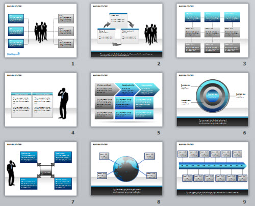 training ppt templates free download 5 free powerpoint e learning