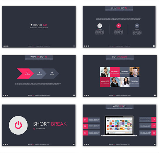 creative powerpoint templates free free unique powerpoint
