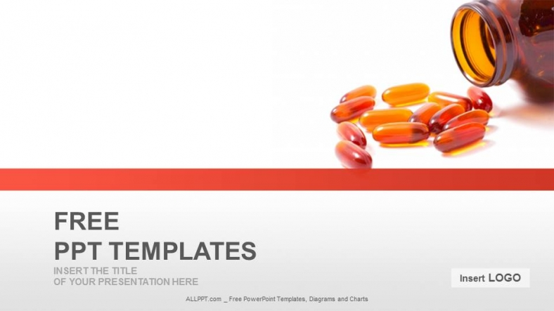 Powerpoint Template Free Download Medical