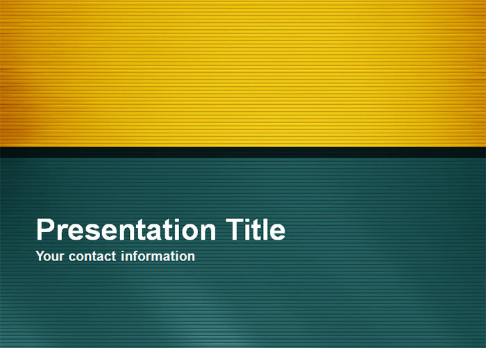 Powerpoint Template Free Download Professional