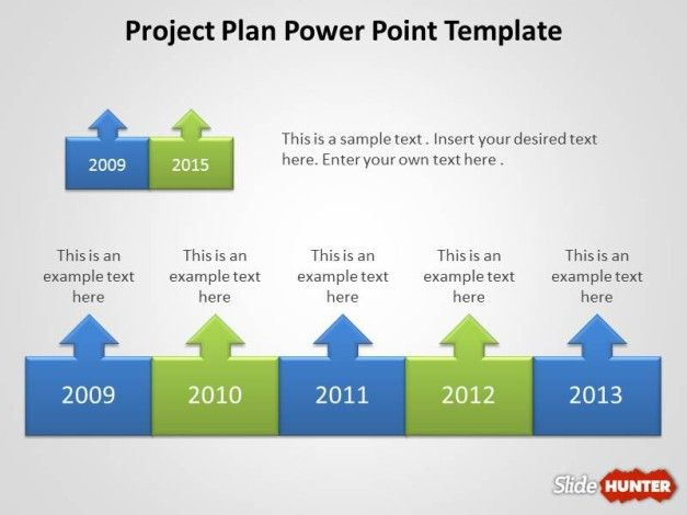 project plan ppt template free download free project plan