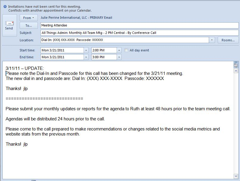 Meeting Request Email Template, 7 Request To Reschedule Meeting