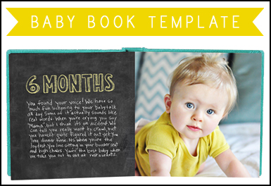 Free Printable Baby Book Pages | ScrapbookScrapbook.com