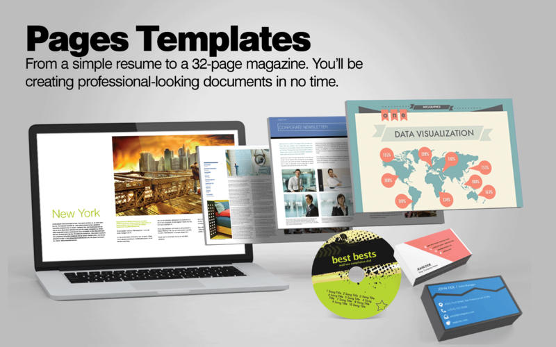 How to Customize Templates in iWork Apps for Mac – The Mac Observer
