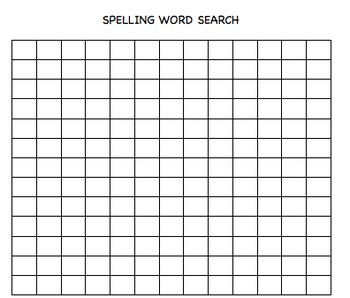 25 Images of Birthday Word Search Template | stupidgit.com