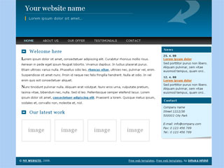 CSS templates free Download free CSS templates