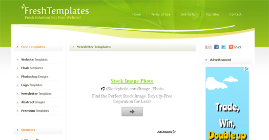 100+ Free Responsive HTML E mail / E newsletter Templates | EGrappler