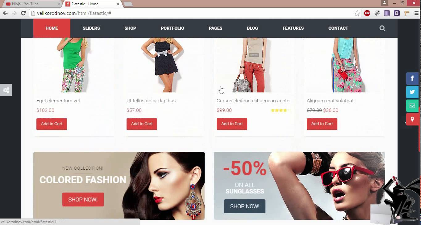 100+ Free Website Templates Responsive Templates Download